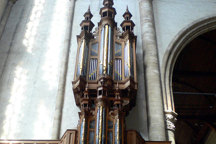 Het transeptorgel