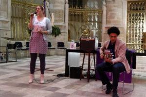 Muziek met Rinske en Paulo