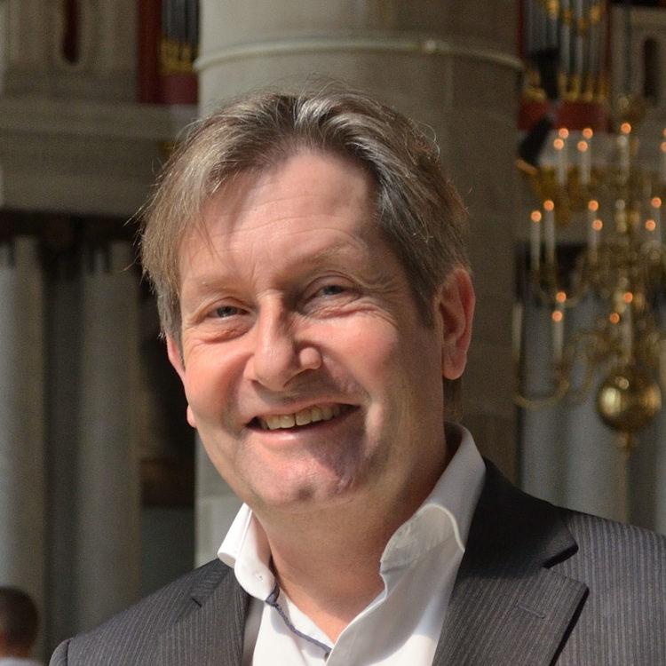 Harold Schorren, citypastor en wijkpredikant Laurenspastoraat