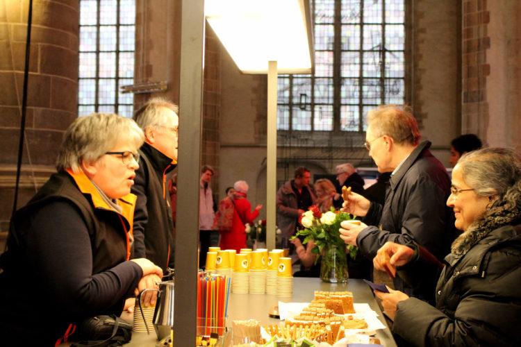 Maak kennis met de kerkelijke gemeente in de Laurenskerk